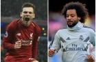 'Cực chất' với đội hình toàn hậu vệ trái: Marcelo, Robertson và ai nữa?