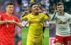 ĐHTB Bundesliga 2019/2020: Hai khẩu thần công tuyệt hảo