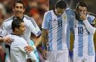 Di Maria - Cầu thủ 'may mắn' nhất khiến cả thế giới phải ganh tỵ