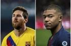 Từ Mbappe đến Messi: Đội hình 'siêu khủng' Wenger từng suýt đưa về Arsenal