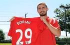Fabio Borini, từ 'bom xịt' của Liverpool đến kẻ hạ sát Juventus