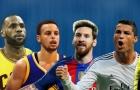 Virus Corona tàn phá thê thảm, TTCN bóng đá sẽ 'copy' NBA?
