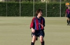 Iniesta, Messi, Xavi, Pique và Thiago tại La Masia