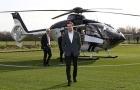 'Man Utd chuẩn bị trực thăng và muốn tôi bay thẳng đến Carrington'