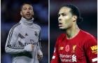 'Cực chất' với đội hình toàn trung vệ: 'Trung phong' Van Dijk, Ramos đá ở đâu?