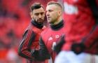 Luke Shaw công nhận 1 điều về Bruno Fernandes trong hàng ngũ Man Utd