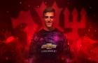 XONG! Man United chiêu mộ thành công 'Petr Cech mới'