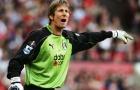 'Van der Sar đã khiến tôi quyết định từ chối Man City'