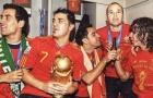 Nhìn lại đội hình Barcelona lên ngôi vô địch World Cup năm 2010