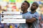 CĐV Man City: 'Cậu ấy đá 100 năm cũng không bì được Aguero'
