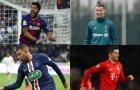 10 tiền đạo xuất sắc nhất mùa giải 2019 - 2020: Ronaldo xếp sau 2 người