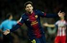 11 kỷ lục khó phá vỡ của thế giới bóng đá: 91 bàn thắng năm 2012 của Messi