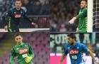 7 tân binh của Napoli trong mùa hè năm 2018: 'Người thừa' Arsenal góp mặt