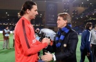 'Zlatan ở cùng đẳng cấp với Ronaldo và Messi'