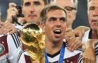 10 cầu thủ có số lần khoác áo ĐT Đức nhiều nhất: Những nhà vô địch World Cup