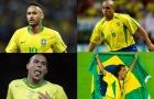 10 cầu thủ có số lần khoác áo ĐT Brazil nhiều nhất: Neymar, Ronaldo ở đâu?