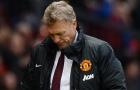 5 sai lầm lớn nhất dẫn đến việc David Moyes bị Man Utd sa thải