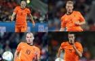 Ra mắt trong giai đoạn 2000 - 2009, ai là người có số lần khoác áo ĐT Hà Lan nhiều nhất?