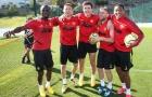 2 cái tên đã giúp Man Utd giải quyết 2 vấn đề chuyển nhượng