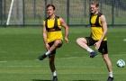 Sếp lớn Dortmund cập nhật tương lai của '2 nhà vua World Cup 2014'