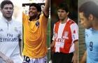 Các siêu sao bóng đá và những lần khoác áo đối thủ: Bất ngờ Messi - Gerrard