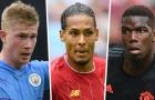 Xếp hạng 10 cầu thủ có giá trên 50 triệu bảng hay nhất Premier League