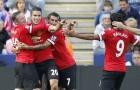 Dàn sao Man Utd thua ngược Leicester 3-5 giờ ở đâu?