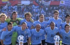 10 sao Uruguay có số lần khoác áo ĐTQG nhiều nhất: Forlan, Suarez, Cavani ở đâu?