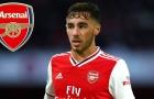Arsenal nhận tin vui ở thương vụ 23 triệu bảng