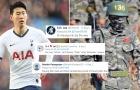 Son Heung-min lộ ảnh 'cực ngầu', CĐV Tottenham thay nhau phát cuồng