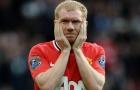 'Bá đạo' ở Man Utd, Paul Scholes vẫn tuyên bố 'ngán' 2 đối thủ này