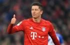 Lewandowski chọn 5 'số 9' yêu thích nhất ở thời điểm hiện tại