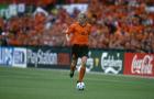 Bergkamp và đoạn kết buồn với tuyển Hà Lan