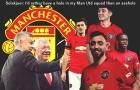 Bỏ GĐTT; 'Dằn mặt' toàn đội - Solskjaer khẳng định uy quyền tối thượng ở Man Utd