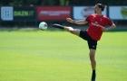 Có 1 Ibrahimovic 'dữ dội và dịu êm' tại AC Milan