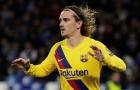 Sau tất cả, tương lai Griezmann tại Camp Nou đã được định đoạt