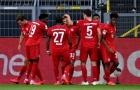 Kimmich lập siêu phẩm, Bayern Munich nhẹ nhàng đánh bại Dortmund