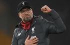 Klopp chấp nhận khoảnh khắc vô địch 'không hoàn hảo' của Liverpool