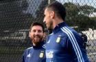 'Cách duy nhất để họ cho tôi ra đi là Messi cũng về CLB đó'