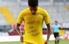 Giải mã hành động ăn mừng bàn thắng của Sancho