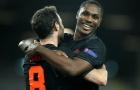 Ighalo làm mới hợp đồng với Man Utd, đồng đội phản ứng ra sao?
