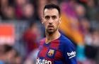Barca xác định mục tiêu thay thế Sergio Busquets