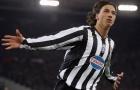 Ibrahimovic - từ cú đấm đồng đội tới mũi nhọn của Juventus