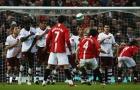 Ở Man Utd, Ronaldo từng nhường quyền sút phạt cho 1 cái tên