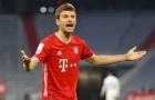 'Vua chuyền siêu đẳng' của Bayern chạm kỷ lục trận thắng tại cúp quốc gia