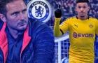 Vì 2 lý do, Lampard phủ quyết giám đốc, từ bỏ 'bom tấn' Sancho