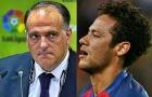 Chủ tịch La Liga: 'Thương vụ như Neymar không thể xảy ra'