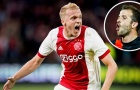 'Van de Beek đừng đến Real, cậu ta nên đến 2 đội bóng đó'