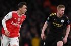 Manchester City 'chiến' Arsenal và đội hình kết hợp cực chất