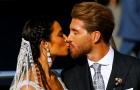 Ramos gửi lời ngọt ngào đến 'máy bay' xinh đẹp nhân kỷ niệm 1 năm ngày cưới